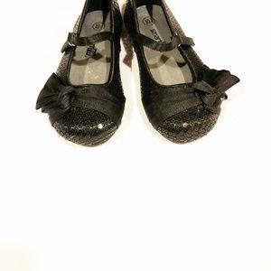 Smartfit dress shoes toddler girls new size 10.5M